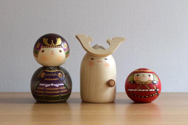 全13種類から選べる!te-noriの五月人形特集