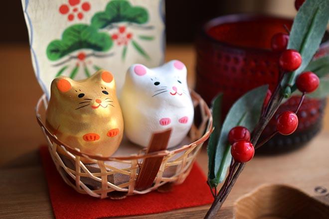 2020年は、ネズミ年!今年も、石川紙業のお正月アイテムが届きました。