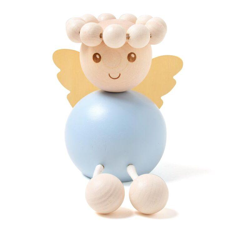 天使M ライトブルー