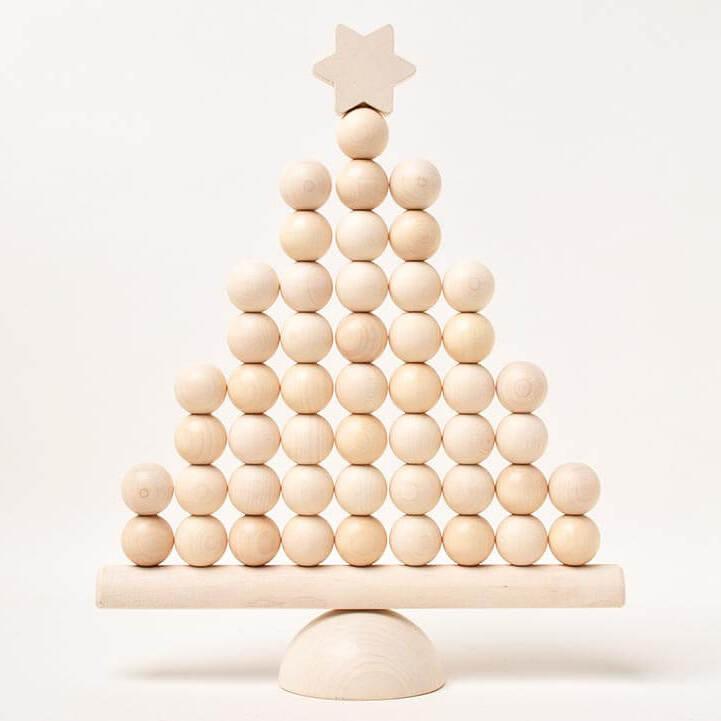 クリスマス ボールツリー