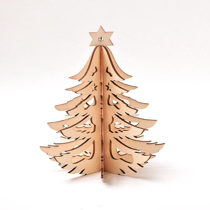 WR星のツリー 15