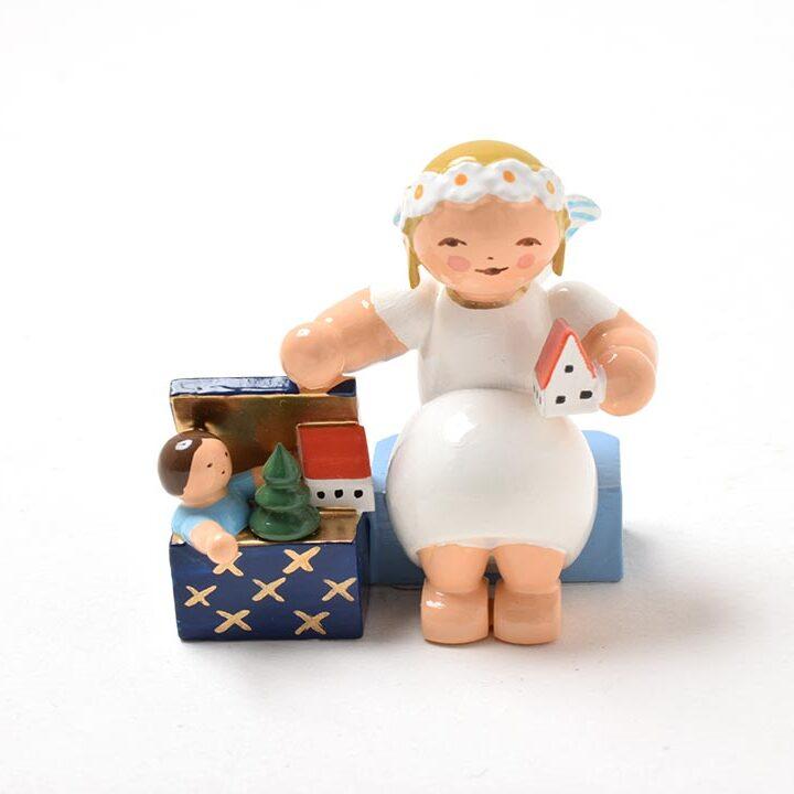 マーガレット おもちゃ箱