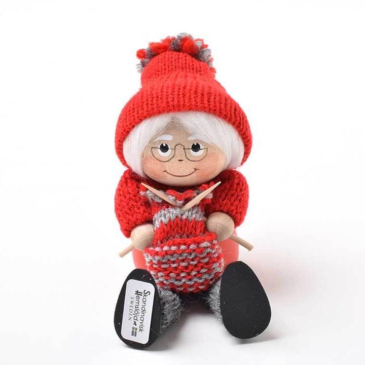 編み物トムテ