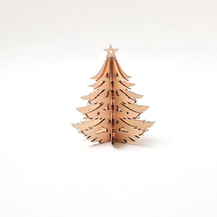 WR星のツリー 9