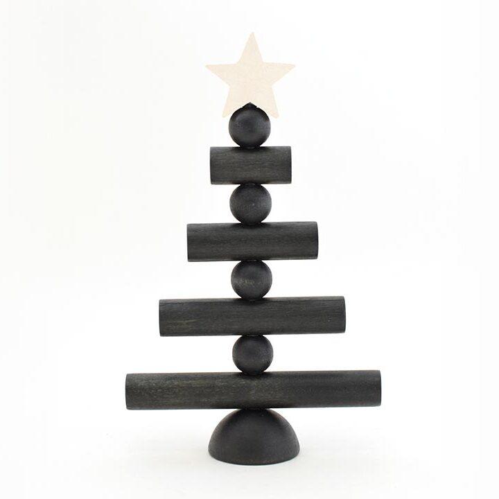 クリスマスツリー(ブラック)