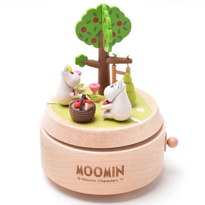 ムーミンオルゴール ピクニック