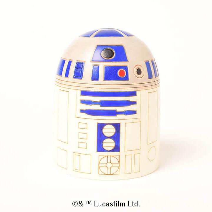 R2-D2 こけし